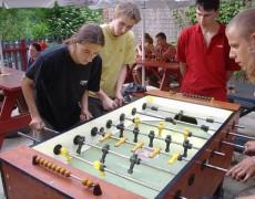 Fotbálkový turnaj 25.června 2005