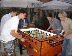 Fotbálkový turnaj 3.září 2005