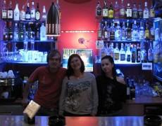 Modrý bar