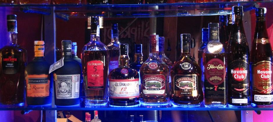 Prémiové rumy